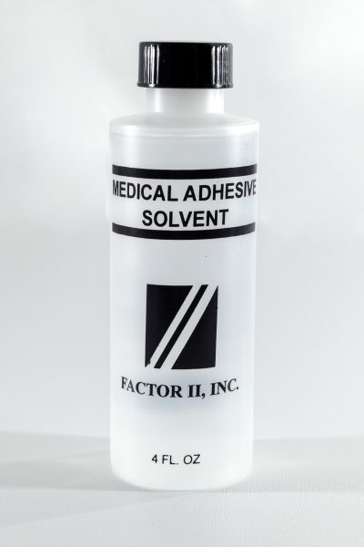 B-508 Medical Adhesive Solvent for silicone prosthetics